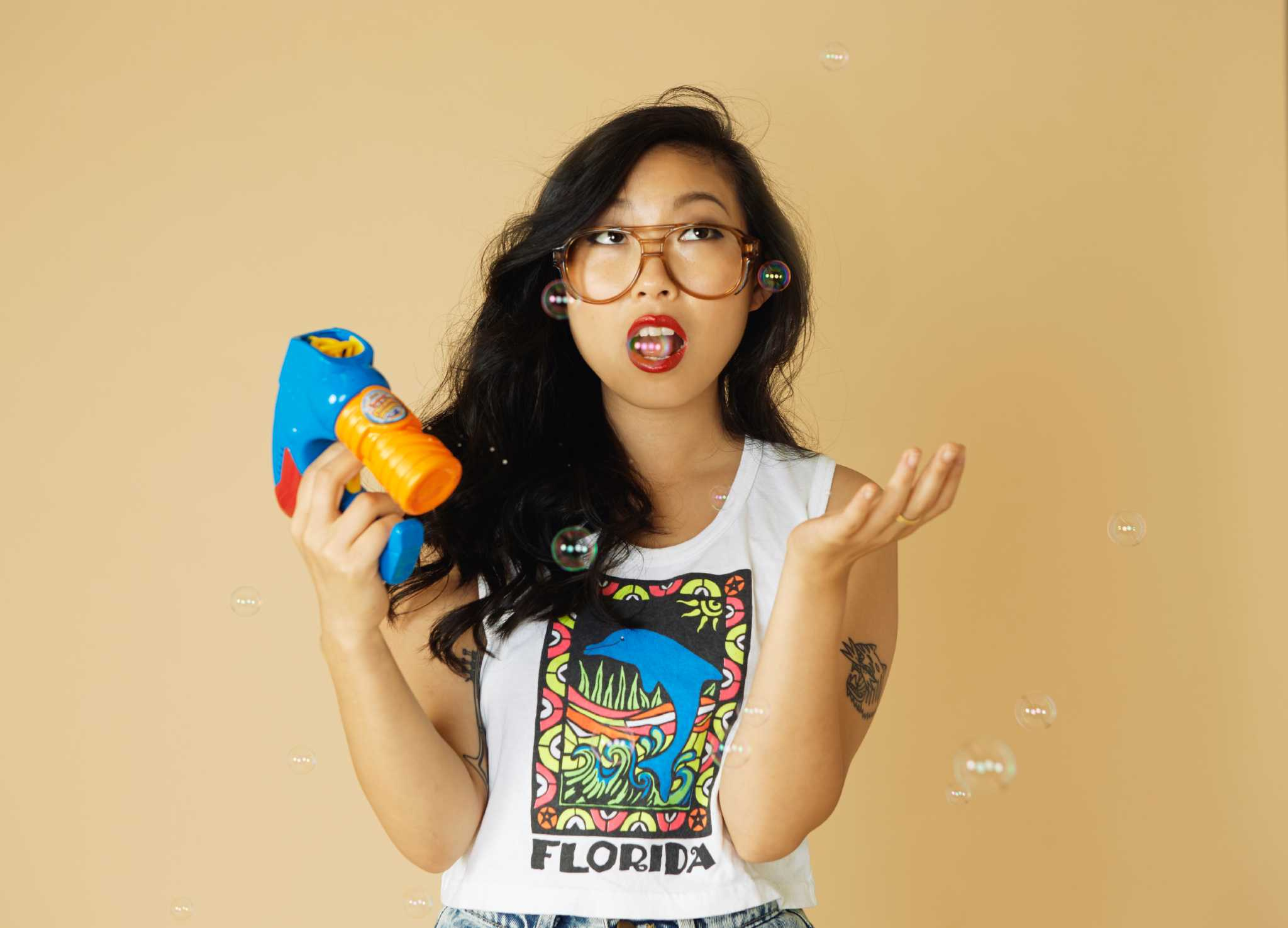 An Interview with Awkwafina: Asian-American Rapper-Actress